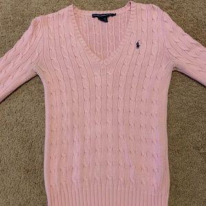 Ralph Lauren Polo V-Neck Sweater